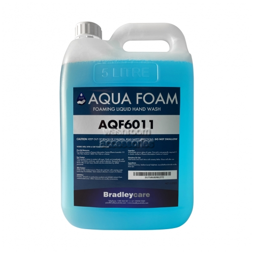 View AQF6011 Aqua Foam Soap details.