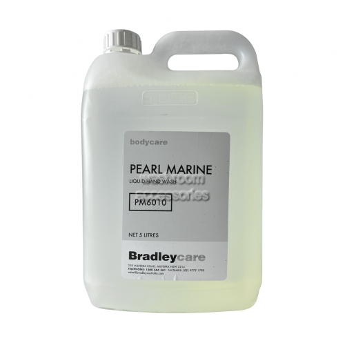 View PM6010 Pearl Marine Liquid Hand Wash details.