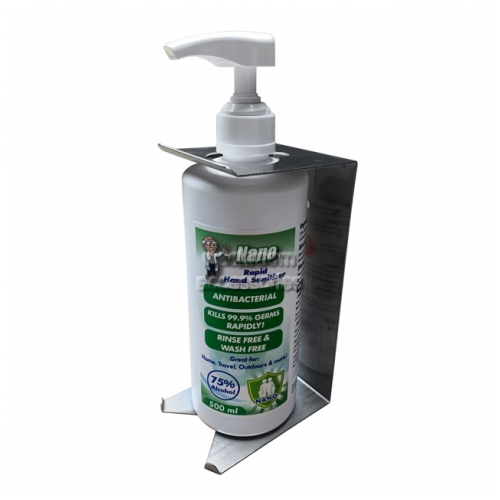 View Sanitiser with Bracket Combo - Stay Clean! details.