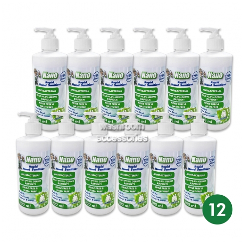 View Instant Hand Sanitiser Gel - Half-Carton Save details.