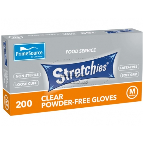 View Disposable Gloves, Latex Free, Powder Free, Medium details.