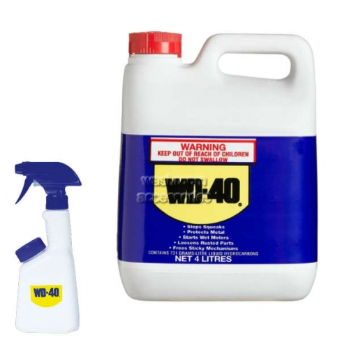 View 4L Lubricant Value Pack with Applicator details.