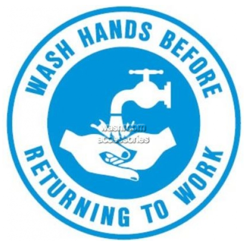 View Wash Hands Before Returning To Work details.