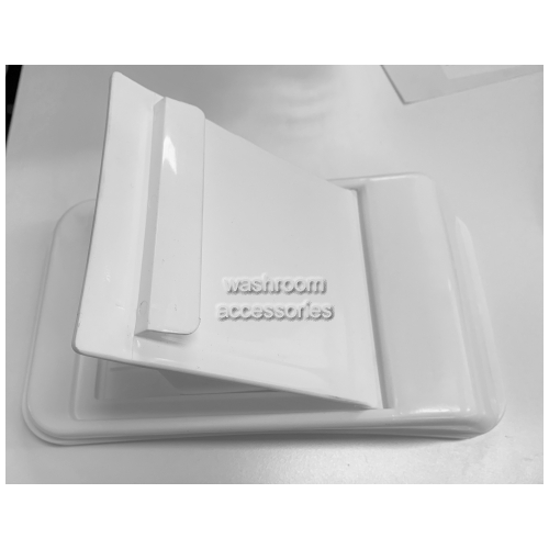 View Replacement Lid for Slimline Sanitary Disposal Unit 22L (LADYBIN22) details.