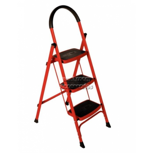 View 3 Step Ladder 120kg details.