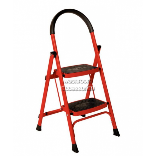 View 2 Step Ladder 120kg  details.
