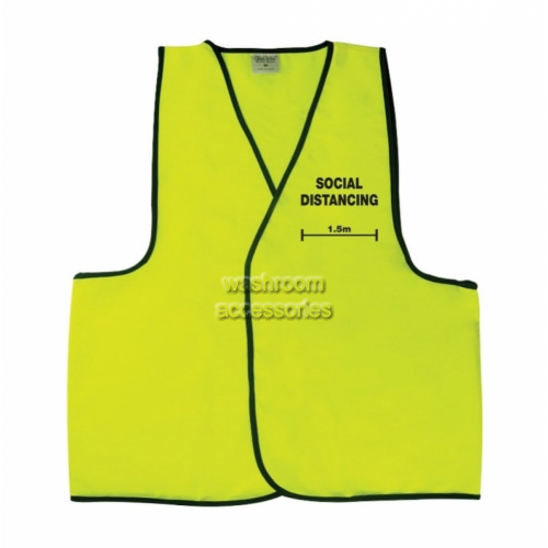 View Covid-19 Hygiene Safety Marshal Vest  details.