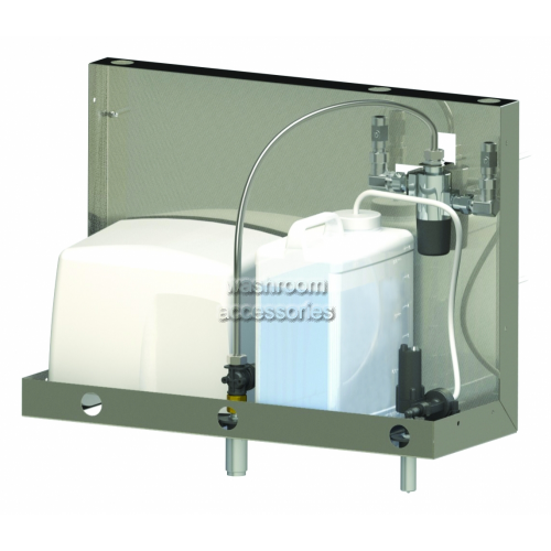 View 726-SWAR Soap, Water, Air Revolution Sanitary Cabinet details.