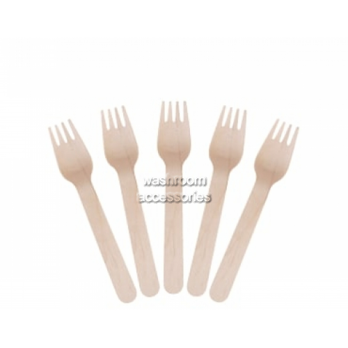 View CA-WCF Wooden Forks Single Use  details.