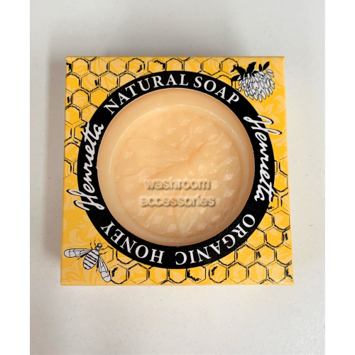 302 Organic Honey Soap Bar 100g
