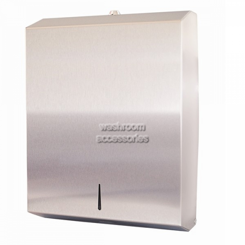 View Stainless Steel Hand Towel Dispenser details.