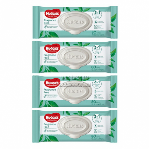 View Baby Wipes On-The-Go Pack Fragrance Free details.