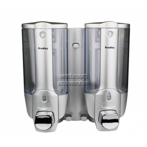 6253 Dual Soap Dispenser, 2 x 370mL