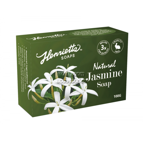 View Jasmine Oatmeal Soap 100g details.