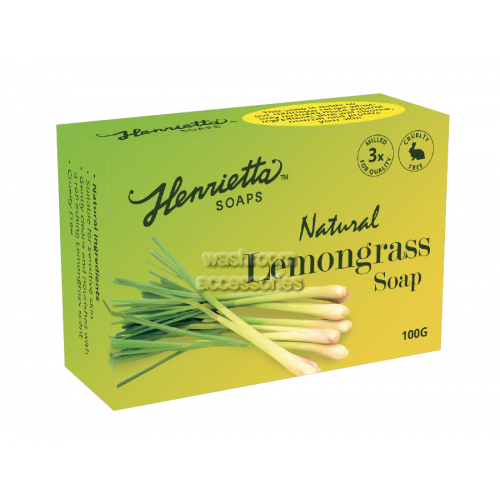 Lemongrass Oatmeal Soap 100g