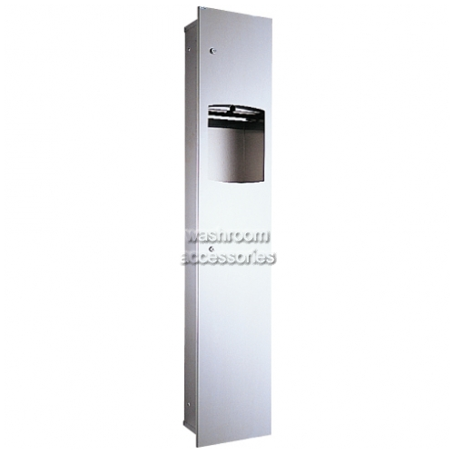 View 22477 Combo Unit, Towel Dispenser and Waste Bin 45L details.