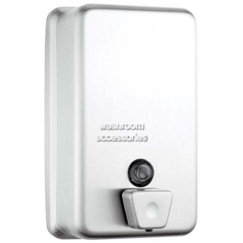 View 6562A Soap Dispenser 1.2L Vertical details.