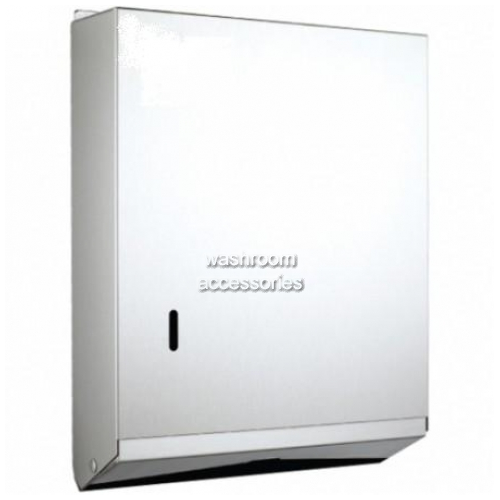 View BBR-038 Ultraslim Paper Towel Dispenser details.