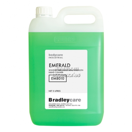 View EM8010 Emerald Hand Cleaner Industrial details.