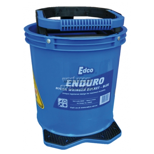 View 290 Enduro Bucket with Plastic Wringer details.