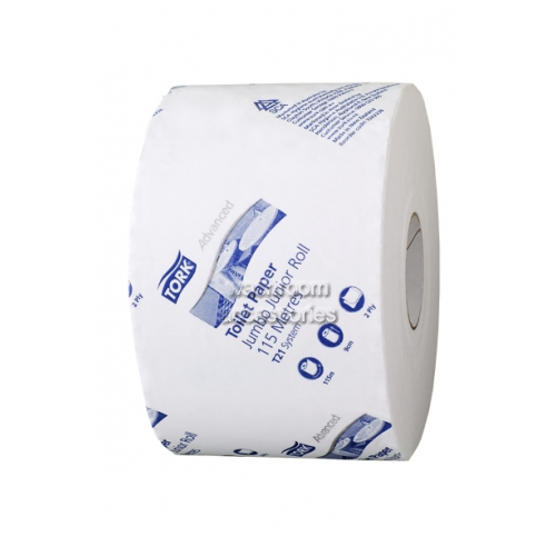 View 2242238 Jumbo Toilet Paper Junior Soft Advanced 115m details.