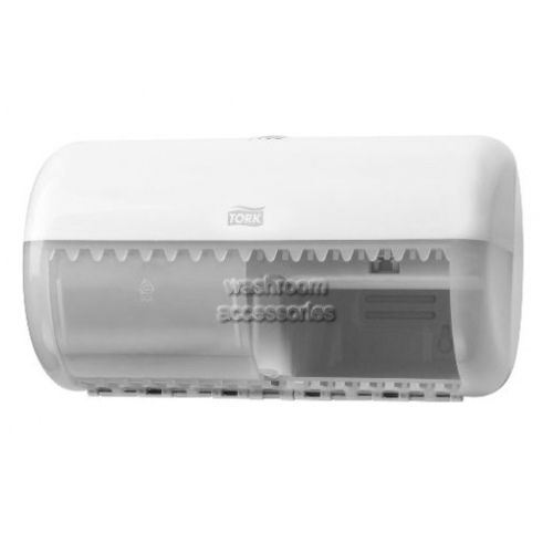 557000 Conventional Twin Toilet Paper Dispenser