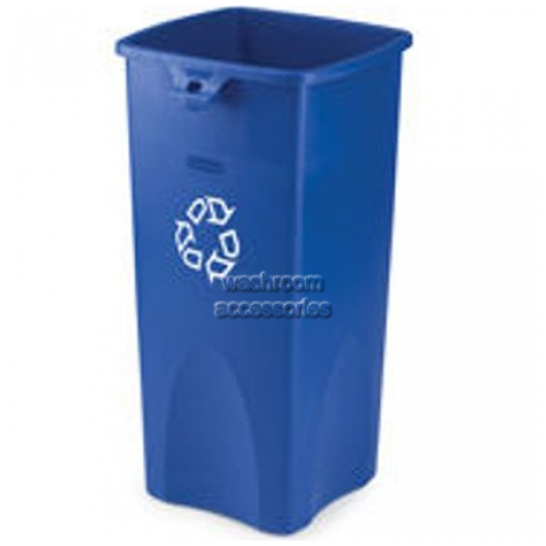 View 3569 Waste Container Square 87L with Symbol details.