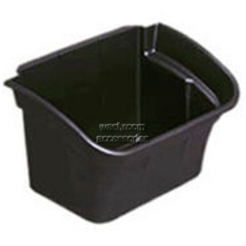 View 3354 Utility Bin 15.1L for Cleaning Carts details.