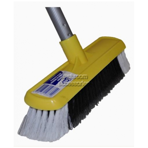 View 10419 Economy Household Broom with Handle details.